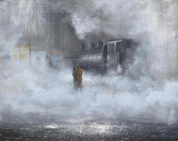 Jeff Rowland, A Brief Encounter