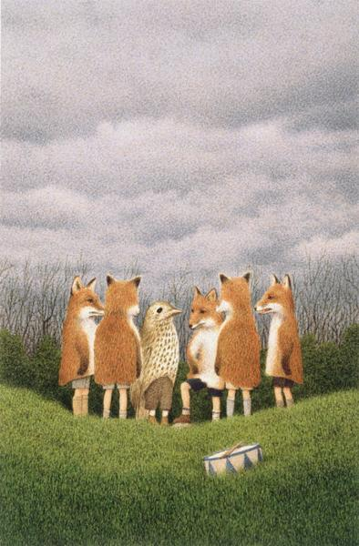 Quint Buchholz, Woe unto Him who Steps Out of Line