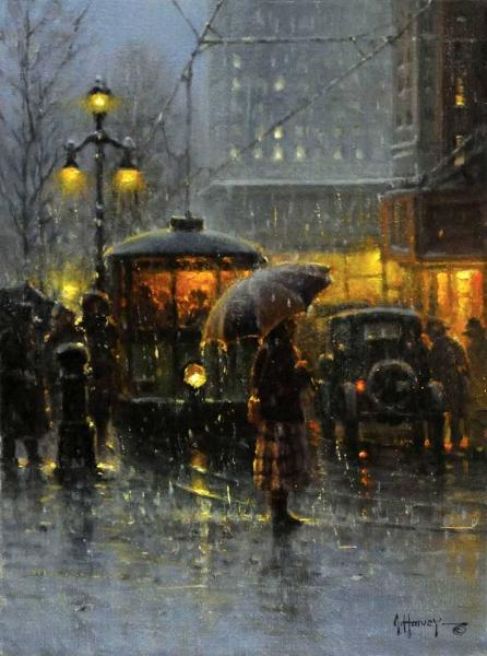 Gerald Harvey Jones, Title Unknown