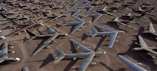 Aircraft Bone Yard