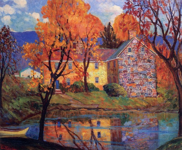 Fern Isabel Coppedge Autumn